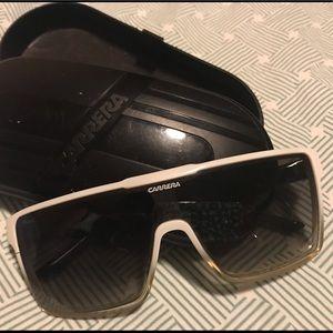 Authentic Carrera White Sunglasses